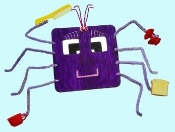 Lasaña la araña, cuentacuentos, actividades para niños